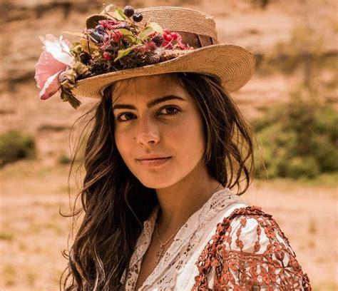 Julia Dalavia muda o visual para Justiça - Bastidores - O ...