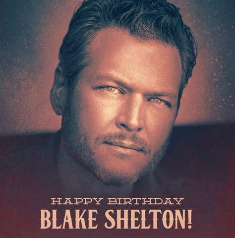 Blake Shelton Meme - blake shelton s birthday celebration happybday to