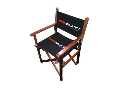 chaise réalisateur chaise réalisateur acajou mobilier décoration expoz