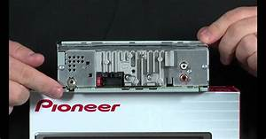 Pioneer Deh 1300mp Wire Diagram
