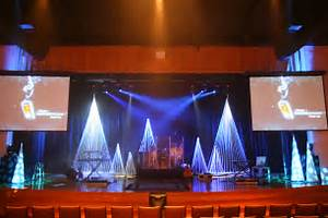 Image of: Thought Christma Decor Church Stage   The Way To Make Church Stage Design