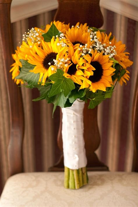 Wedding Stuff by Sunflower Wedding Bouquets Wedding Stuff Ideas