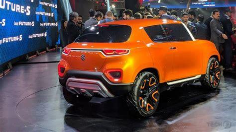 Auto Expo 2018 Maruti Suzuki Unveils Stunning Concept