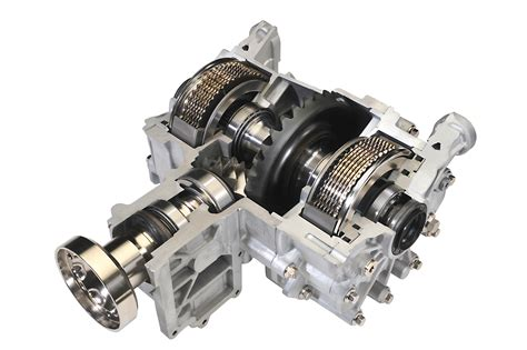 rear drive unit twinster gkn driveline  manufacturer