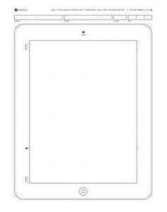 Free Downloadable iPad Wireframing Template - A4 Size | UX ...