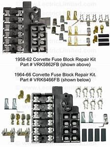 1964 Cadillac Fuse Box