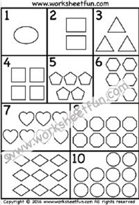 preschool worksheets images preschool
