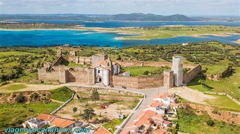 Definir o que conhecer em portugal parece difícil, tendo em vista tantas possibilidades de passeios num país rico em cultura, história, beleza e o que conhecer em portugal: O que fazer em Mourão - Portugal - Viagens e Caminhos