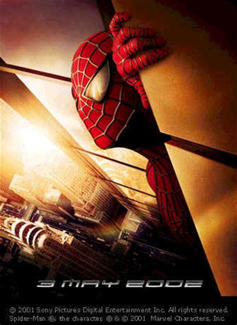 Affiche cinéma n°1 de Spider Man (2002) SciFi Movies