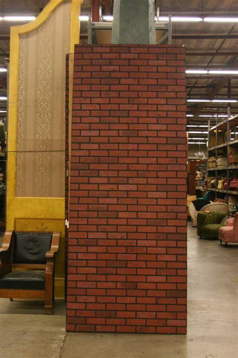 brick wall panel myideasbedroom
