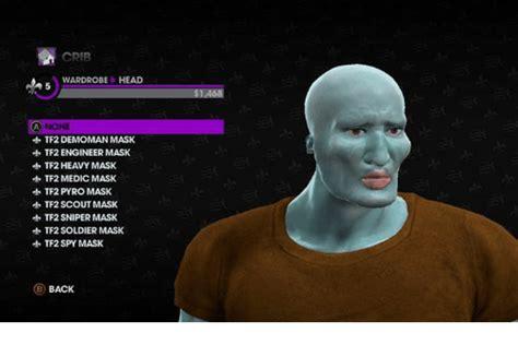 Tf2 Memes - crib wardrobe head a none tf2 demoman mask tf2 engineer mask tf2 heavy mask tf2 medic mask tf2