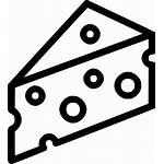 Cheese Dairy Milk Svg Clipart Icon Slice