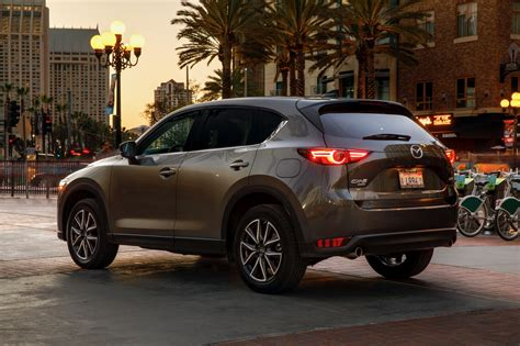 Reviews Of Mazda Cx5 by 2017 Mazda Cx 5 Review