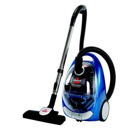Bissell Bagless Canister Vacuum Cleaner   Lowe's Canada