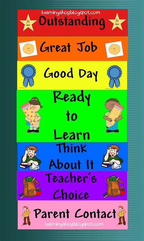 Kindergarten Daily Behavior Chart Template  Search Results  Calendar 2015