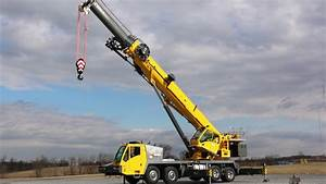 New Grove Tms9000-2 - Truck-mounted Crane