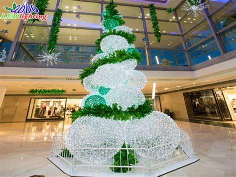 out door ribbon spursl trees ribbon tree led lights tree large metal