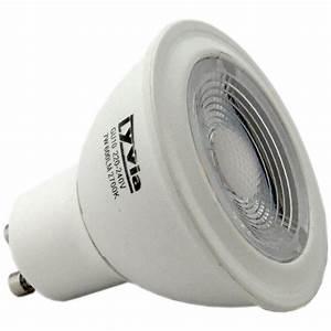 Led Gu10 7w : 7w gu10 led spot light bulb 2700k 60 degree non dimmable ~ Eleganceandgraceweddings.com Haus und Dekorationen