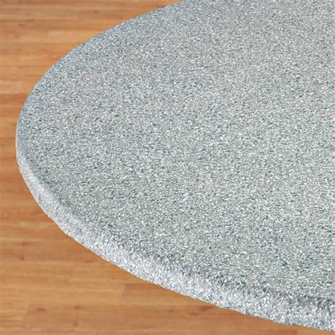 polished granite vinyl fitted table cover walter drake