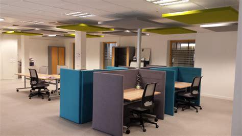 le bureau grenoble aménagements des open spacesconfort acoustique et visuelle