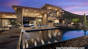 Modern Luxury House Wallpapers