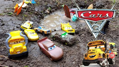Demolition Derby Cars Toys by Disney Cars 3 Demolition Derby Toys Lightning Mcqueen Miss