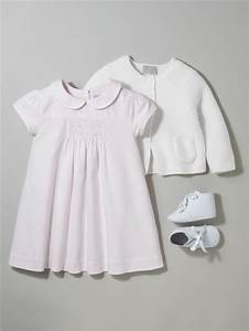 1000 ideas about smocked baby dresses on pinterest With robe chic bebe