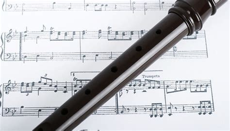 Looking for some easy songs on a recorder? How to Read Recorder Music Notes | Our Pastimes