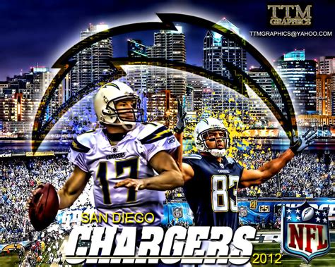 San Diego Chargers Wallpaper By Tmarried On Deviantart