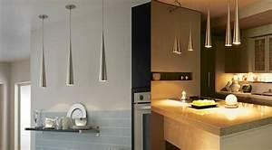 luminaire suspendu cuisine 50 suspensions design With luminaire pour ilot de cuisine