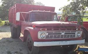 1966 Ford F600 Truck Parts