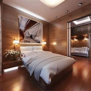 Cozy, Modern, Bedroom, Ideas, 24