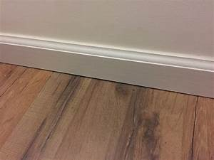 insulation easy way to temporarily insulate gap between With gap between floor and baseboard