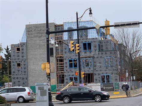 construction   elmwood buffalo rising