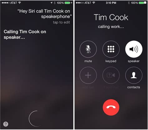 how to to phone new ios 8 3 features speaker calls with siri no password