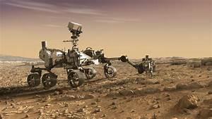 NASA's Mars 2020 Rover Artist's Concept #3 – NASA's Mars ...