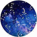 Circle Galaxy Icons Icon Space Stars Nebula