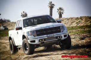 Ford Raptor Off-Road