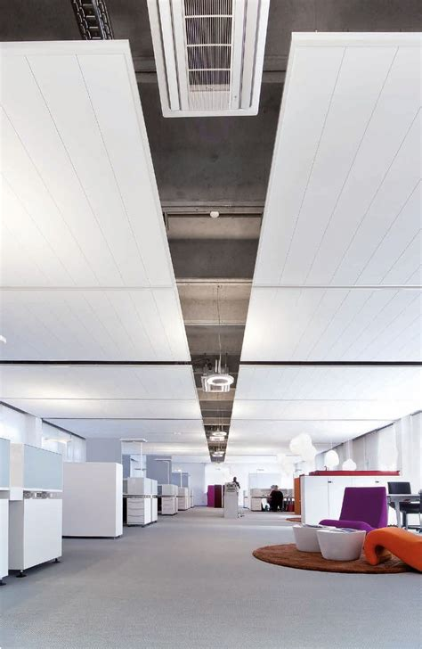Amf Controsoffitti by Acoustic Ceiling Clouds Thermatex 174 Sonic Sky By Knauf Amf