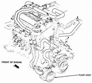 1992 Acura Vigor 2 5l Mfi Sohc 5cyl