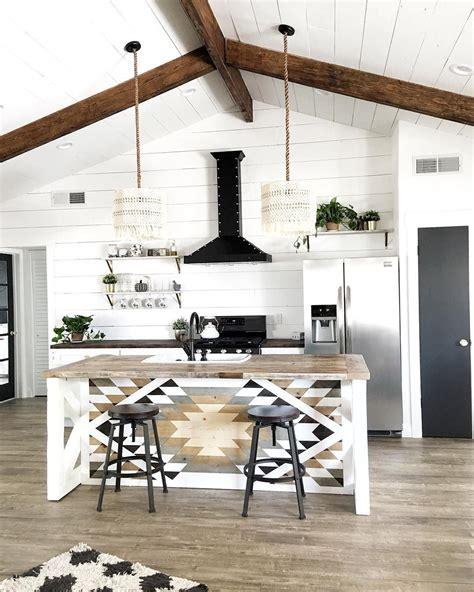 add bohemian elements   farmhouse decor