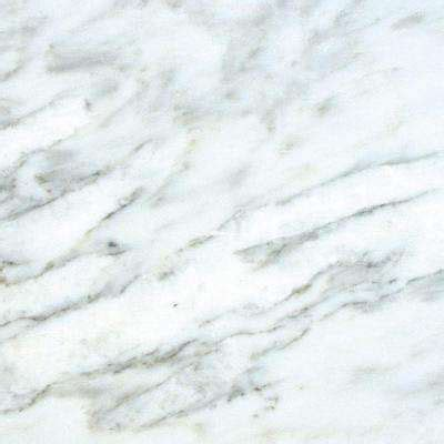 white marble tile 12x12 marble tile natural stone tile the home depot