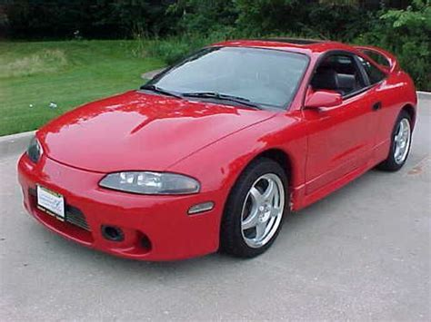 Sell Used Rare 97 Mitsubishi Eclipse Gsx Awd Turbo In