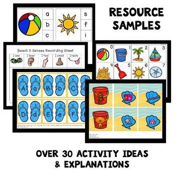 summer theme preschool lesson plan and summer activities 352 | original 3750676 2