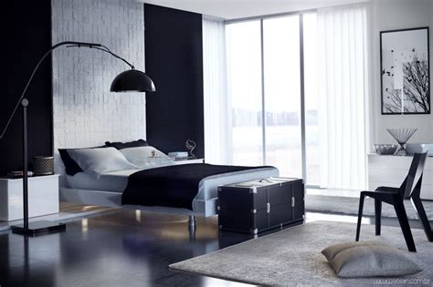 minimalist bedrooms   modern stylista