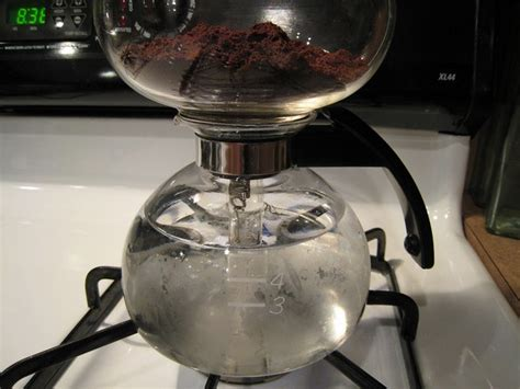 Vac Pot Brewing With The Yama Syphon Is A Flat White Coffee With Milk Cup Dd Delonghi Bean Menu Pavilion Of Text Symbol Dothan Al Video How To Order In Italy