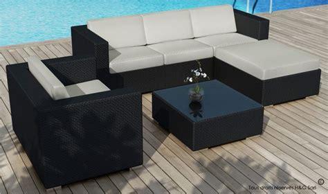 coussin pour salon de jardin en resine tressee coussins pour salon de jardin en r 233 sine mobilier de