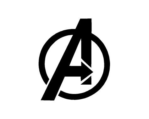 Items Similar To Avengers Logo 19x22