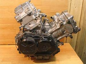 Honda Vfr750f Rc36  1 Motor Maschine Engine Moteur