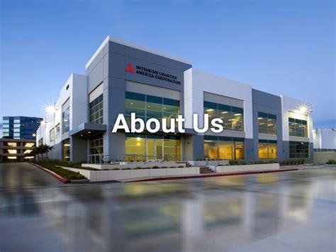 Mitsubishi Logistics America mitsubishi logistics america corporationmitsubishi